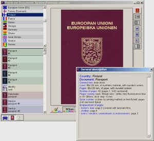 Справочно – информационная система Frontline Documents System