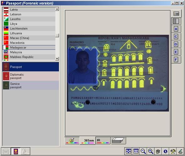Справочно-информационная система Паспорт