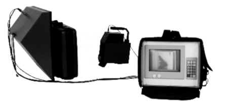 Мобильный  комплекс рентгеновского контроля ШМЕЛЬ-ТВ