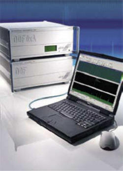 Сверхбыстрый цифровой сканирующий пеленгатор ВЧ/ОВЧ/УВЧ диапазона  DDF0xA
