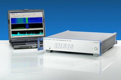 Цифровой широкополосный приемник ВЧ диапазона Rohde & Schwarz EM510
