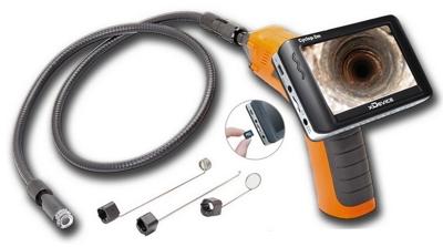 Беспроводная камера для осмотра скрытых полостей с функцией фото и видео записи xDevice Циклоп-2м