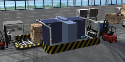 Инспекционно-досмотровая рентгеновская установка Hi-Scan 250250 CAB