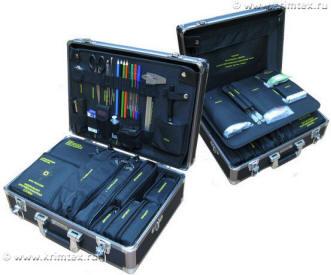 Пожарно-криминалистический чемодан Антрацит