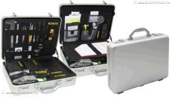 Унифицированный криминалистический чемодан для осмотра места происшествия Криминалист