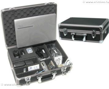 Комплект для съёмки цифровых фотографий с портативным компьютером