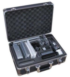 Криминалистический комплект для изготовления цифровых фотографий