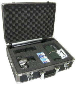 Криминалистический фотокомплект для съёмки на цветную и черно-белую пленки