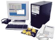 Программно-аппаратный цифровой регистратор телефонных и диспетчерских переговоров Phantom PC