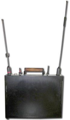 Блокиратор радиоуправляемых взрывных устройств Кейс 07