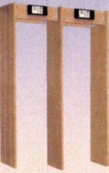 Стационарный микропроцессорный металлообнаружитель НИКО-ВП-С-Д