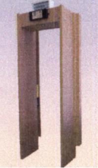 Стационарный микропроцессорный металлообнаружитель НИКО-ВП-С-Р