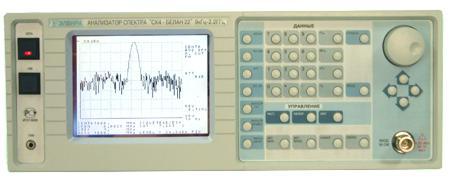 Анализатор спектра СК4-БЕЛАН 22