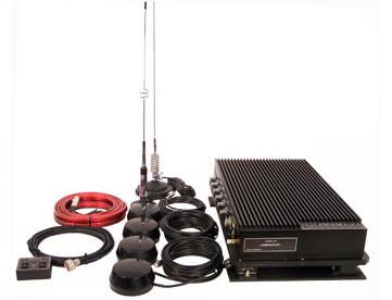 Блокиратор радиоуправляемых взрывных устройств автомобильный GRIPHON - 8Т