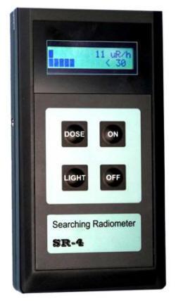 Поисковый радиометр СР-4М