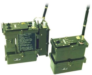 Войсковой автоматический газосигнализатор ГСА-2