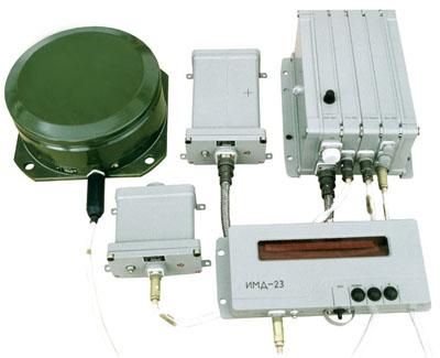 Измеритель мощности дозы ИМД-23