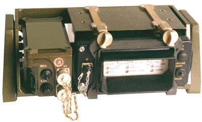 Измеритель мощности дозы ИМД-2Б (бортовой вариант)