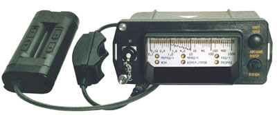 Измеритель мощности дозы ИМД-2Н (носимый вариант)