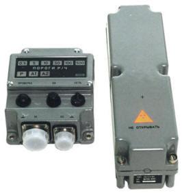 Cигнализаторы уровней гамма - излучения ПКУЗ-1-1М1 и ПКУЗ-1-1М