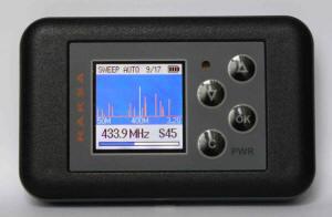 Панорамный индикатор поля RAKSA-100