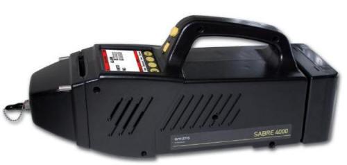Портативный экспресс-анализатор взрывчатых веществ, наркотиков, химического оружия и токсичных промышленных веществ Sabre 4000