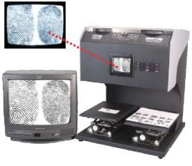 Криминалистический оптический компаратор на видео основе  SIRCHIE FX10
