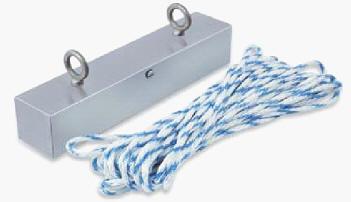 Постоянный магнит с полипропиленовым тросом для поиска HRM100