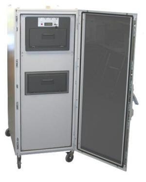Установка для контроля входящей почтовой корреспонденции NQR-XR-PSCAN