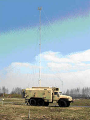 Автоматизированные станции помех УКВ радиосвязи Р-330Т (МВ)