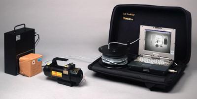 Облегченная портативная рентгеновская компьютеризированная установка FoX Trekker