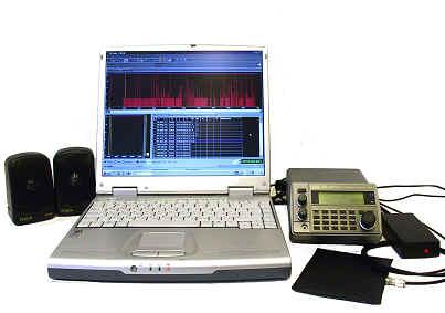 Компьютерный комплекс радионаблюдения и контроля каналов утечки информации RS light