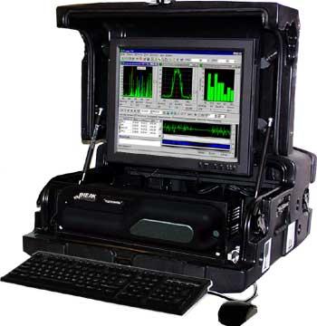 Универсальный комплекс радиоконтроля и пеленгования Фрегат