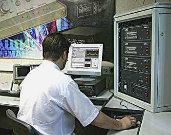 Автоматизированный многоканальный комплекс радиоконтроля и пеленгования источников радиоизлучения КВ диапазона L - АНАЛИЗ