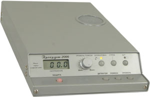 Телефонный модуль для комплексной защиты телефонной линии от прослушивания Прокруст-2000