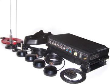 Блокиратор радиоуправляемых взрывных устройств автомобильный Грифон - 10Т