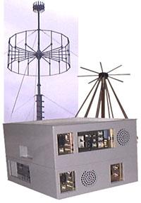 Необслуживаемый пост радиоконтроля ТМО-2С8 (ТМО-2С8-РП)