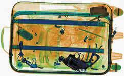 Рентгенотелевизионная система контроля багажа AUTOCLEAR® 7555